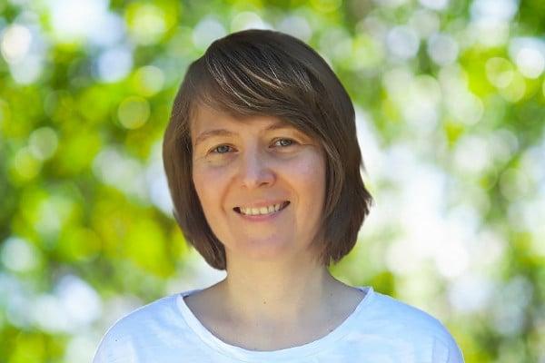Mgr. Lucia Lenická, psycholožka, psychoterapeutka a lektorka, dětmi pracuje od roku 2001