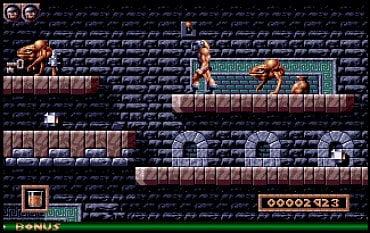 Gods - Atari ST.