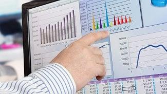 Data analýza počítač