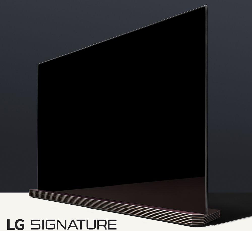 LG Signature OLED -  koncept