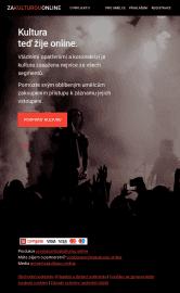 Projekt Zakulturou.Online