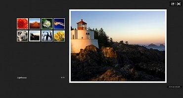 <p>XnView umožňuje vytvořit velmi jednoduše hezkou www stránku s galerií obrázků.</p>
