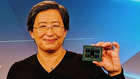 Lisa Su s 64core AMD EPYC Rome