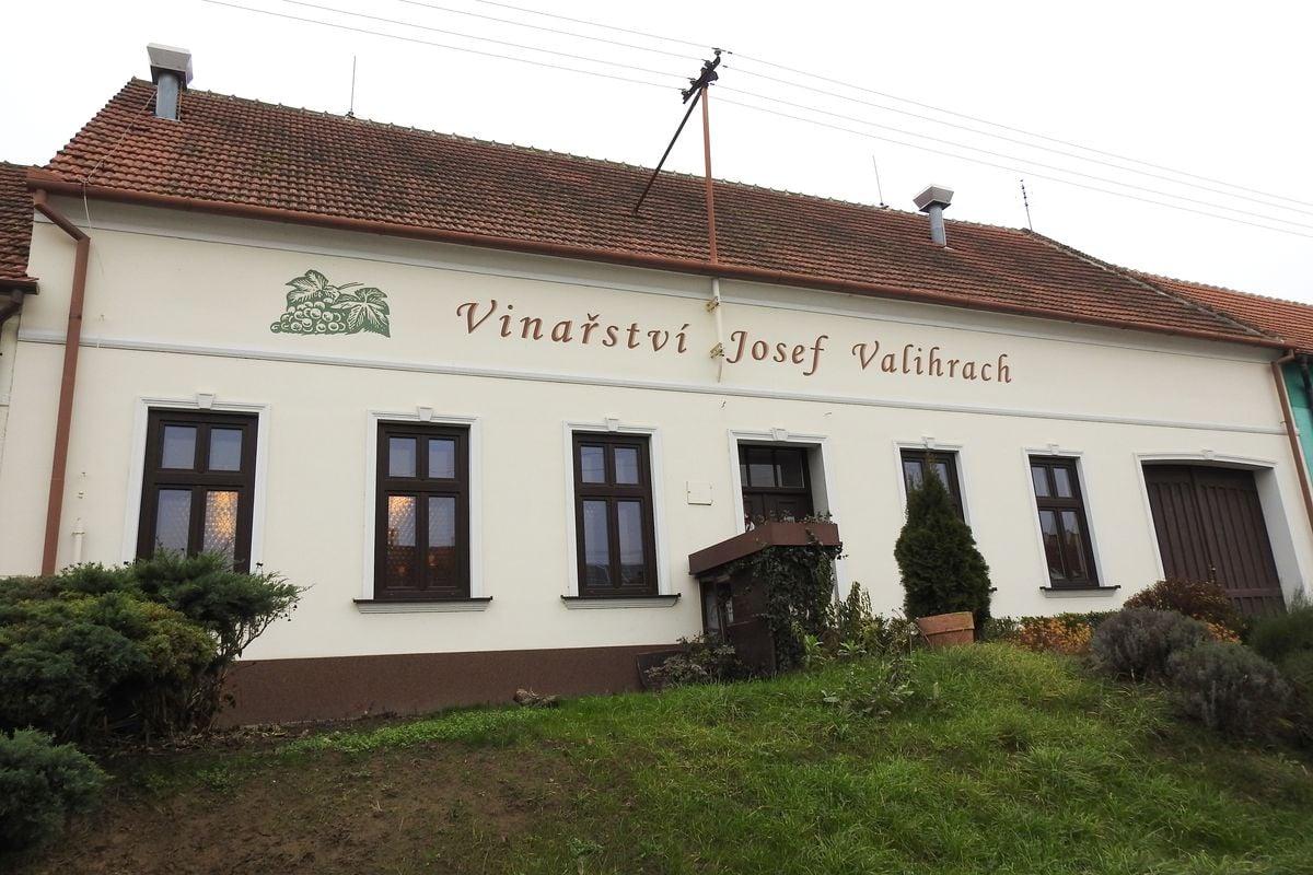 Vinařství Josef Valihrach Krumvíř