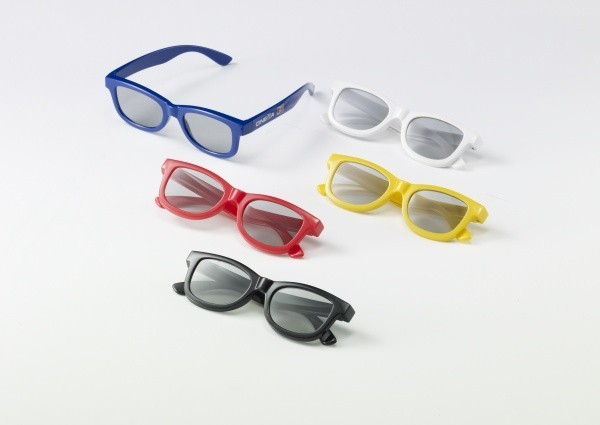 Designové 3D brýle od návrháře Alain Mikli