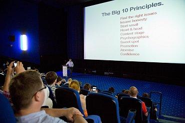 Deset principů obsahového marketingu podle Stana Woodse