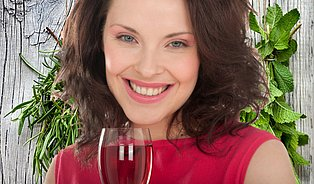 Nízký tlak zvedne bylinkové víno