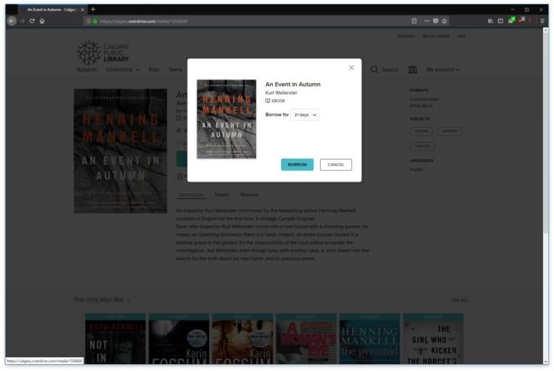 Při použití služby OverDrive se místní knihovna stane nejlepším kamarádem vaší čtečky Kindle