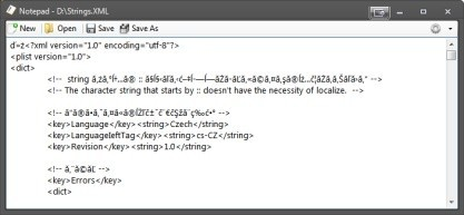 Notepad.NET je textový editor