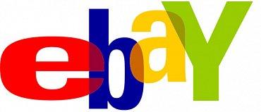 Původní logo eBay, které firma používá od roku 1995.