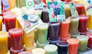 Hygienici vůbec poprvé prověřovali bezpečnost čerstvých ovocnýchšťáv