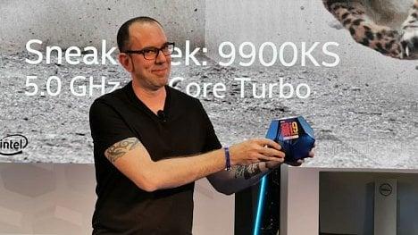 Intel představuje Core i9-9900KS