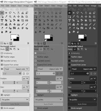 GIMP 2.10 RC2
