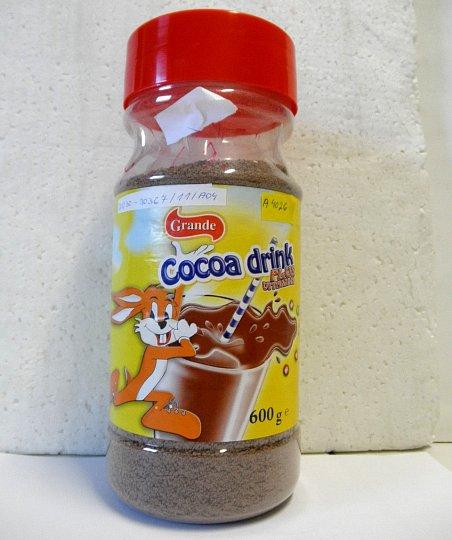 Grande Cocoa drink