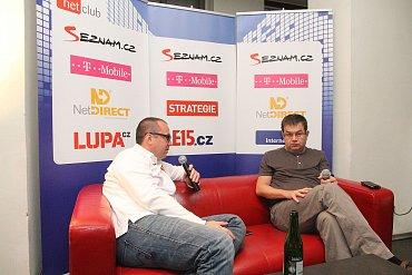 NetClub s Pavlem Krbcem