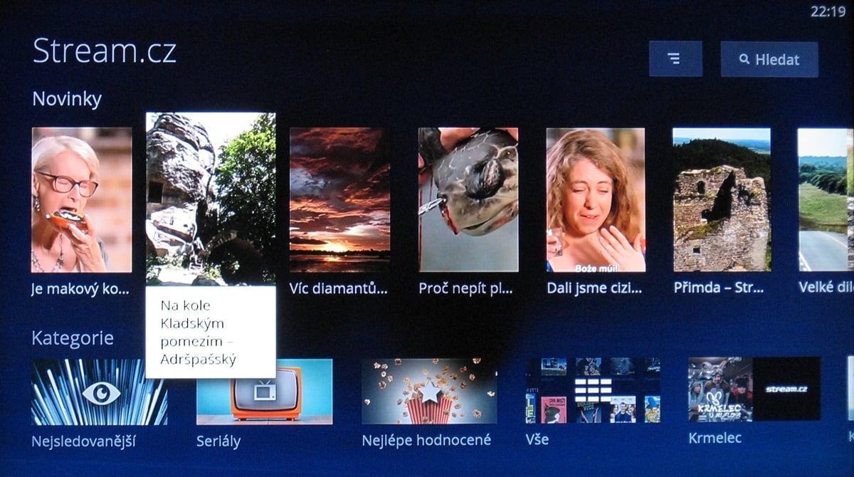 Fotogalerie ostatních aplikací