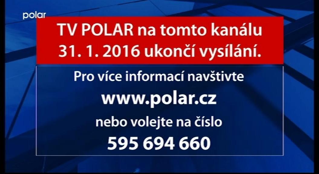 Televize Polar ukončila vysílání v multiplexu 3