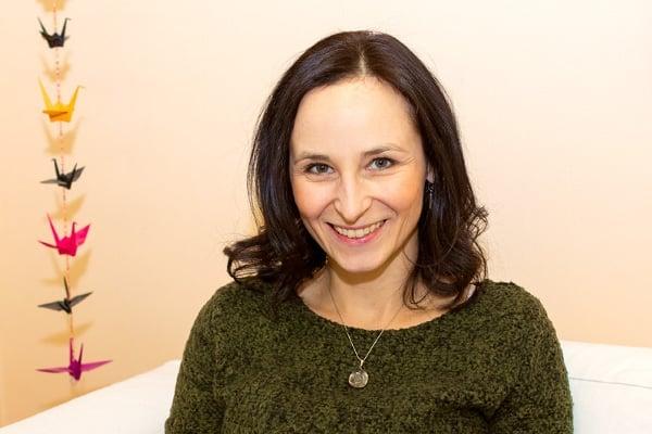 """Psycholožka Eva Růžičková: """"Věnovat se dýchání několik minut denně slouží jako prevence proti stresu."""""""