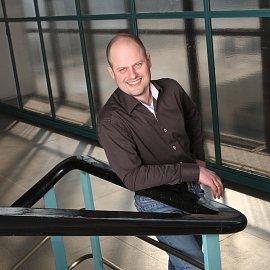 Filip Zeman, výkonný ředitel společnosti MOPET