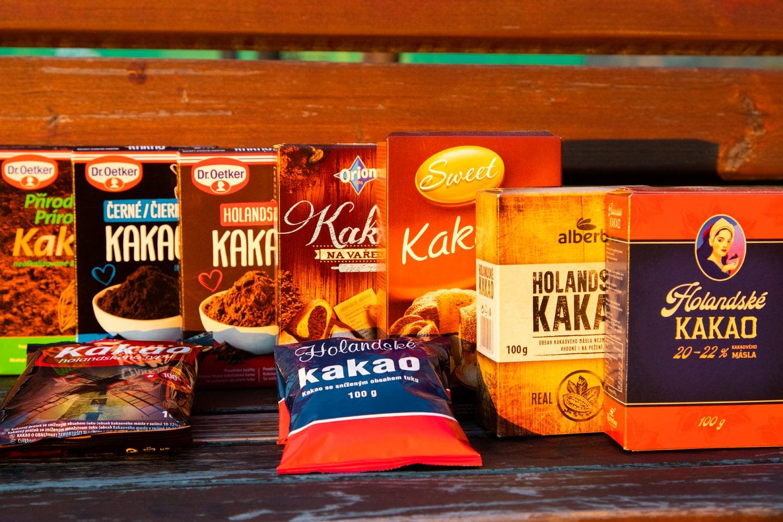 Kakaa na českém trhu