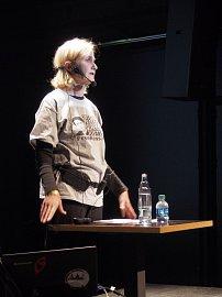 Lyn Ulbricht v Praze