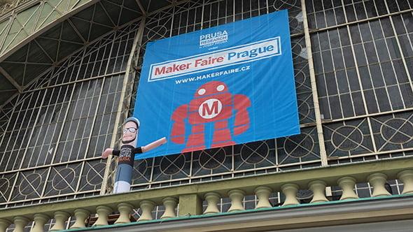 [článek] Foto: Svátek kutilů a geeků. Jak vypadal první Maker Faire vČesku
