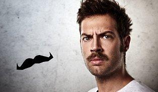 Movember 2015: Muži skníry proti rakovině
