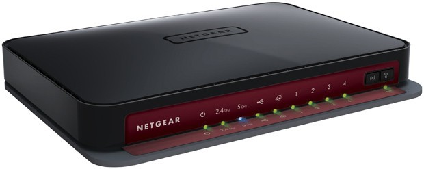 Wi-Fi router WNDR3800 Premium Edition