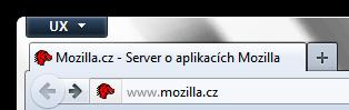 Firefox bude skrývat Vpřed 2