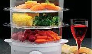 Vaření v páře: všechny přístroje v testu obstály