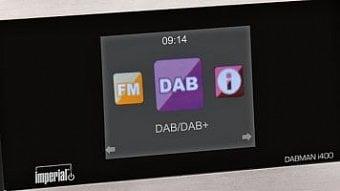 DigiZone.cz: Imperial Dabman i400 pro rozšíření A/V