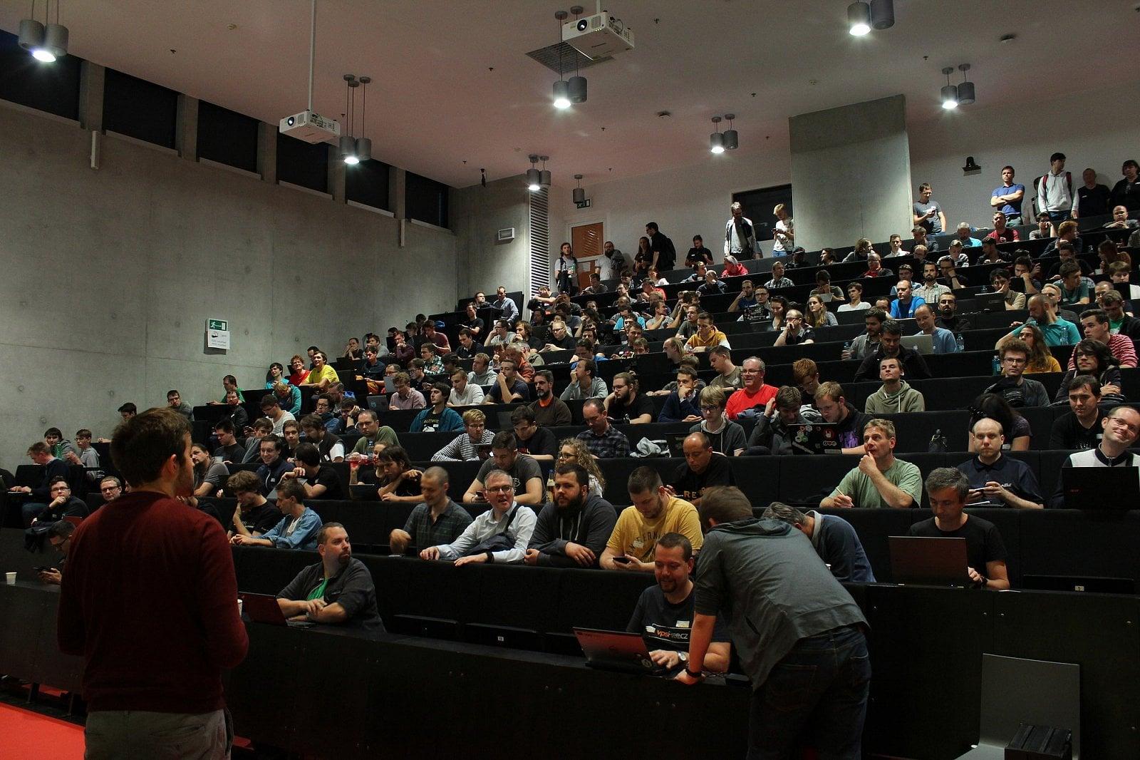LinuxDays 2018 sobota