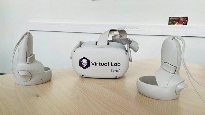 [článek] Vyzkoušeli jsme VR koučing proti syndromu vyhoření. Manažeři se při sezení občas irozbrečí