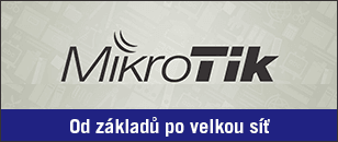 MikroTik od základů po velkou síť