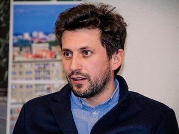Daniel Strejc, šéfproducent hrané tvorby.