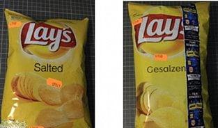 Dvojí kvalita potravin potvrzena: Ve stejném obalu najdeme různé složení