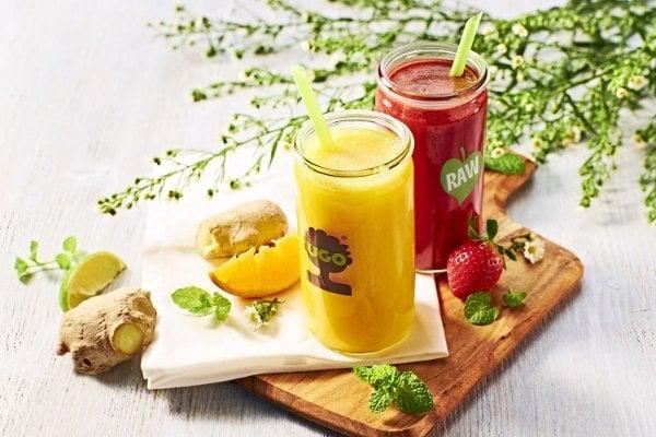 UGO Freshbary mění menu - dejte si superdrink nebo míchejte podle sebe