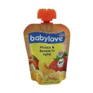 dm Babylove Pfirsich & Bananen