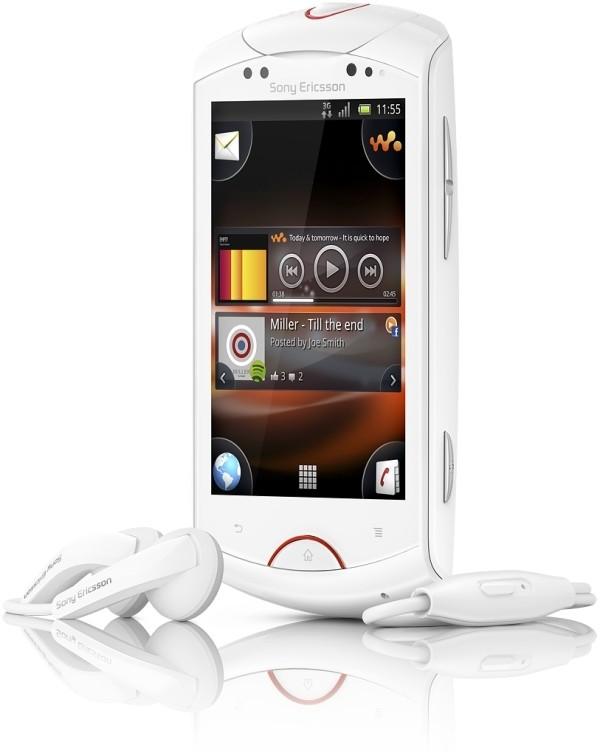 Sony Ericsson Live with Walkman - když se hudba snoubí s Facebookem