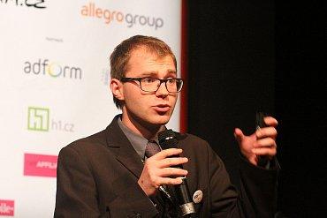 Fotografie z Czech Internet Forum 2012