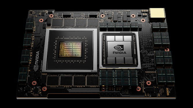 Nvidia chystá vlastní procesor, Chrome přechází na HTTPS, Dell vyčlení VMware