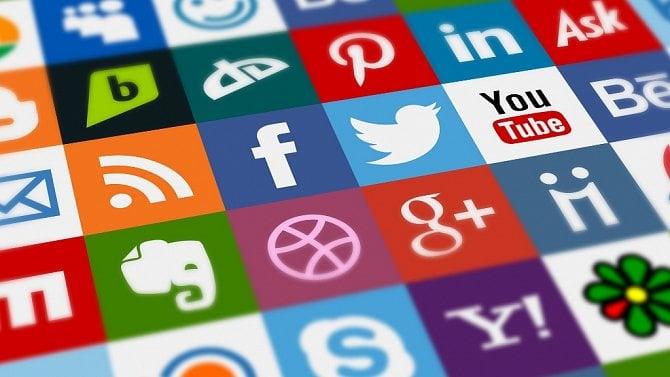 Přihlášení/Registrace přes sociální sítě