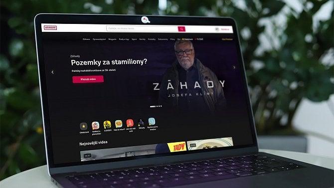 [aktualita] Seznam přejmenoval svůj videoportál zpátky na Stream.cz