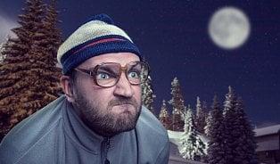 Nosíte při lyžování dioptrické brýle? To není zrovna dobrýnápad