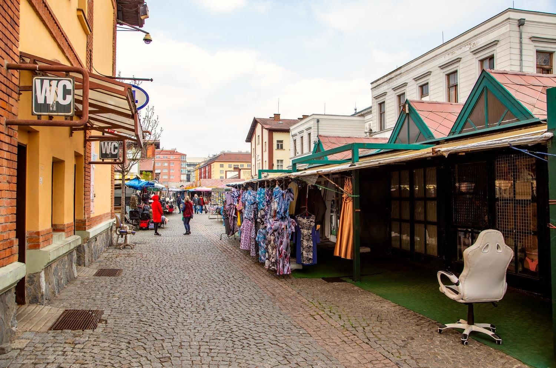 Holešovická tržnice: Kulturní památka v havarijním stavu