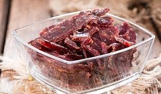 Vitalia.cz: Víte, proč jíst sušené maso?