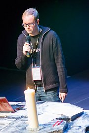 Linus Olsson na Czech Internet Foru 2012