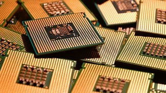 CPU Intel proceso