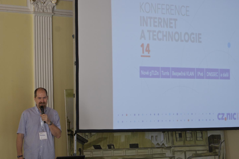 Konference Internet a Technologie 14