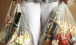 Rizika obalů potravin: Brzděte stěmi pytlíky